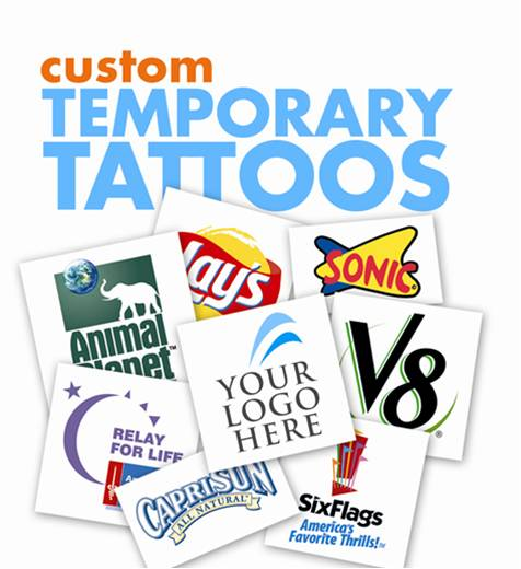 Ordering a Custom Temporary Tattoo | Tattoo Manufacturing Blog