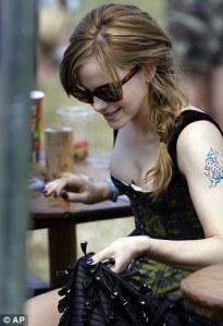 Temporary Body Tattoos