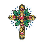 Religious_Temporary_Tattoo_Cross
