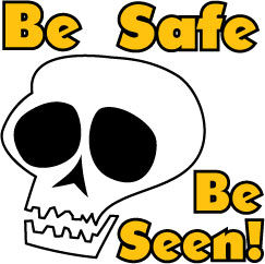 be safe be seen tattoos