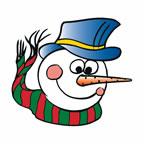 Snowman temp tat