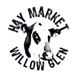 hay market willow glen restaurant temporary tattoo