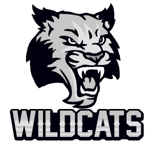 wildcats graduation mascot temporary tattoo